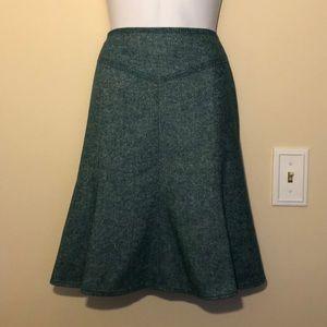 Beautiful Wool Blend Skirt